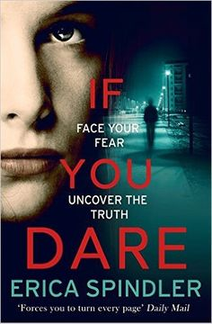 https://flic.kr/p/NvUbSj | Erica Spindler If You Dare Hachette UK © David et Myrtille / Arcangel