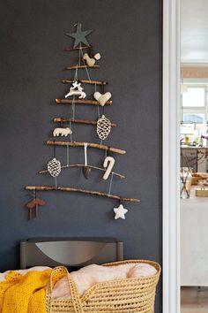 Christmas Origami, Christmas Home, Xmas, Homemade Christmas Decorations, Danish Style, Navidad Diy, Dry Leaf, Pho, Beautiful Homes