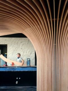 2013 TREE Restaurant Design by Koichi Takada Architects Architecturing Pictures