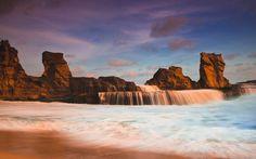 Klayar Beach in Pacitan, East Java, Indonesia  https://www.facebook.com/144196109068278/photos/a.168988406589048.1073741825.144196109068278/233288260159062/?type=3&theater