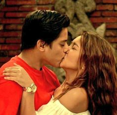 Throwback to Eli and Mia from Silly Photos, Cute Photos, Anime Love Couple, Best Couple, Angel Locsin, Daniel Johns, Daniel Padilla, John Ford, Kathryn Bernardo