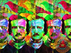 Buy Edgar Allan Poe Once Upon A Midnight Dreary by Wingsdomain Art and Photography fine art prints on museum quality photo paper, metal, or canvas. celebrity, celebrities, edgar, allan, alan, allen, poe, edgar allan poe, edgar allen poe, edgar alan poe, nevermore, sweet lenore, poetry, poet, poets, poem, poems, writer, writers, author, authors, goth, raven, ravens, crow, crows, halloween, dark, surreal, surrealism, dream, dreams, morbid, death, horror, scary, fantasy, haunted, ghost, humor…