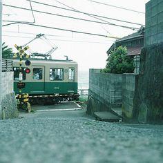 海の電車*