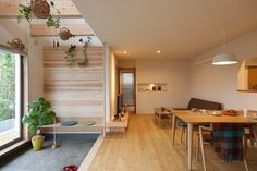 Japanese Home Design, Japanese Style House, Villa Design, House Design, Interior Decorating, Interior Design, Home And Deco, Interior Architecture, Building A House