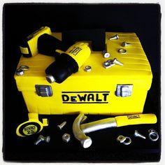 dewalt tool cake juicy desserts