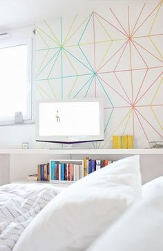 Next Level Cool: Fresh Ideas for Projects to Do with Washi Tape   Apartment Therapy