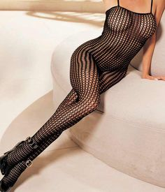 Hot Lingerie Bodystockings at PamperedPassions.com - style hot-91000