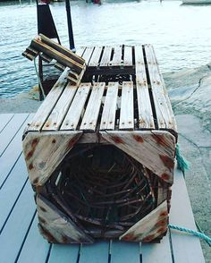 Crab fishing equipment. My dad youse that equipment when he was a child.  Sarurday that and more old fishing equipment will be shown on Sandøya market #crab #fish#fisherman#fishing#equipment#boat#boats#old##mittgrenland#visittelemark#visitnorway#nrktelemark#visitgrenland# #Grenland #Sandøya#sandoya#Sandøyavel#løvøy#ocean#sun#greatday#great#ilovenorway #norge #norway #norgefoto #norgejpg #dreamchasersnorway #eastnorway2day #norway2day