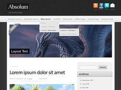 Add Themes ‹ georgiaberry.com — WordPress