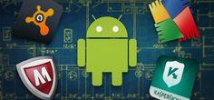 Best Android Antivirus: Avast vs. AVG vs. Kaspersky vs. McAfee « Android Gadget Hacks