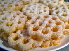 Hemligheterna bakom mina sockerspröda struvor! | JULPUSSAR
