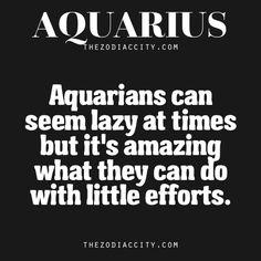 Zodiac Aquarius | TheZodiacCity.com