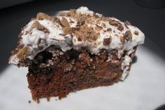 Weight Watchers Gob Cake (3PP for 15 slices, 4PP w/ lite cool whip)