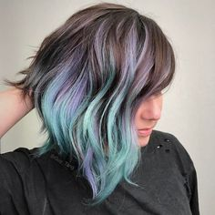 'Geode Hair' Is About to Become the New Big Hair Color Trend | SELF