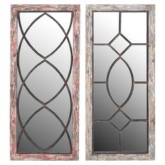 2-Piece Norah Wall Mirror Set at Joss & Main