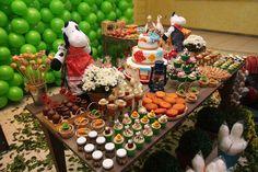Senhora Inspiração! Blog: Mesa de Festa Decorada Festa Junina