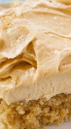 Peanut Butter Sheet Cake is a moist sheet cake topped with a super creamy and sweet peanut butter icing. It is a peanut butter lover's dream… cake cheesecake cake cupcakes cake decoration cake fancy dessert cake 13 Desserts, Delicious Desserts, Dessert Recipes, Yummy Food, Frosting Recipes, Cake Recipes, Baking Desserts, Picnic Recipes, Cake Baking