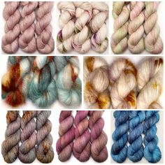 Hand-dyed luxury yarn for your beautiful knitting and crochet projects. Colourful hanks, sumptuous bases, get ready to stitch something gorgeous! Yarn Shop, Hand Dyed Yarn, Merino Wool Blanket, Crochet Projects, Pattern Design, Knit Crochet, Goodies, Stitch, Knitting