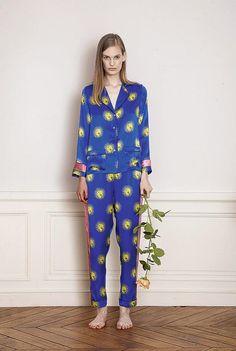 Raphaëlle Riboud s'attaque aux pyjamas
