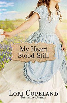 My Heart Stood Still by Lori Copeland http://www.amazon.com/dp/0736961674/ref=cm_sw_r_pi_dp_z0Geub039RPVA