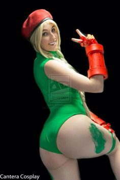 Cosplay Cammy