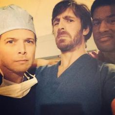 Tough guys! Or at least that's what they want us to think, but we know the truth :p
