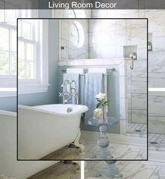 Black Bathroom Decor, Bath Decor, Bathroom Accessories, Mosaic Bathroom, Bathroom Sets, Black Bathtub, Yellow Baths, Blue Bath, Bathroom Collections