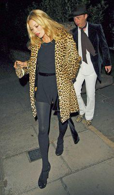 Kate Moss - Kate Moss at Davinia Taylor's Home
