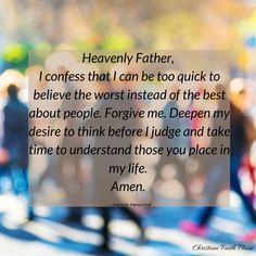 #christianfaithplace #christian #faith #prayer #christianprayer #jesussaves #jesus #God Christian Prayers, Christian Faith, Share The Love, Jesus Saves, Love Home, Heavenly Father, Jesus Christ, Believe, Encouragement