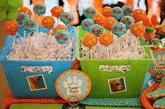 kalliopelp: Decoración de Fiestas Infantiles de Scooby Doo