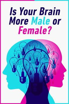 Does your brain match your gender identity? Do you think you're more of a male or female? Take this quiz to see if you think more like a man or a woman!