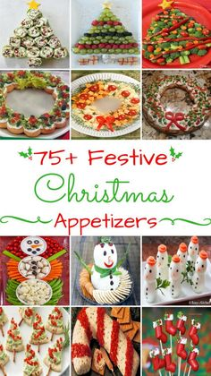 75 Festive Christmas Appetizers