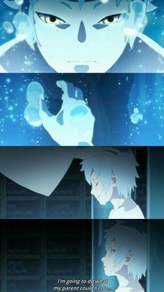 Boruto: Naruto Next Generations / Mitsuki / #anime