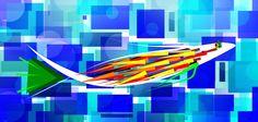 El Acuario #arte #artecontemporáneo #diseño #desing #art #ilustracion #artedigital #ilustration #RicardoCadet #hechoenVenezuela #madeinVenezuela
