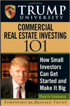 Many #investors are frightened of #investing in commercial real estate. But with residential #realestate struggling, the time is right to make the switch to commercial properties. #Trump #University #Commercial Real Estate Investing 101 takes the fear out of commercial investing with easy-to-understand, step-by-step principles that will make you #successful and lower your risk. You?ll learn the differences between residential and commercial properties.