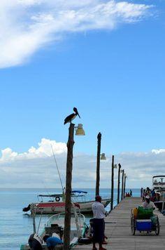 ferry Isla Holbox, Mexico