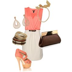 Spring <3 would love to be down to pre-pregnancy weight to wear this sometime this spring/summer!