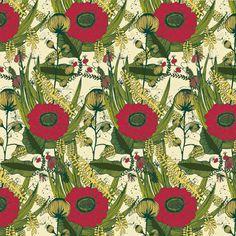 Spring Pattern by @Marina Molares