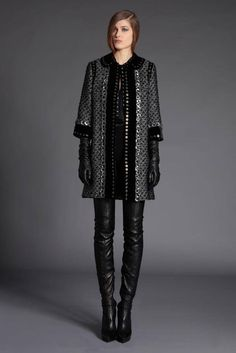 See the complete Andrew Gn Pre-Fall 2012 collection. Fashion Show, Fashion Looks, Fashion Outfits, Womens Fashion, Fashion Design, Style Fashion, Sexy Dresses, Casual Dresses, New Wave