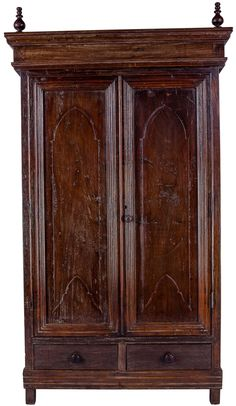 Balayong Aparador with Batangas Provencance, c. Antique Medicine Cabinet, Antique Cabinets, Wooden Cabinets, Cabinet Furniture, Antique Furniture, Cabinet Doors, Filing Cabinet, Living Room Cabinets, Saints