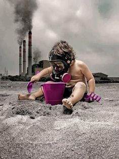 the future of earth affected by pollution Save Our Earth, Save The Planet, Salve A Terra, Theme Tattoo, Photocollage, Environmental Issues, Air Pollution, Global Warming, Mother Earth
