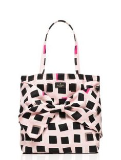on purpose pastry pink tote - kate spade new york