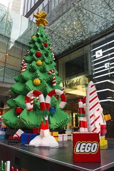 The Southern Hemisphere S Gest Lego Christmas Tree Has Just Been Built In Sydney Australia Here Are All Stats And Links To Plans Build Some