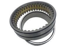 Double row cylindrical roller bearings are applicable for the machine tool spindle. Tapered inner bore could fine adjust clearance, simplify positioning fixture and be convenient to mount and dismount. Machine Tools, Garden Hose, The Row, Bear, Bears