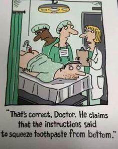 That's an awesome Dental humor!!https://www.facebook.com/PlazaDentalGroup