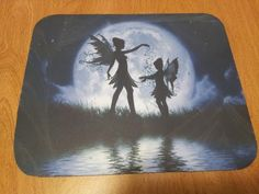 FREE shipping!  Fairy Mouse Pad - Fairy Sisters