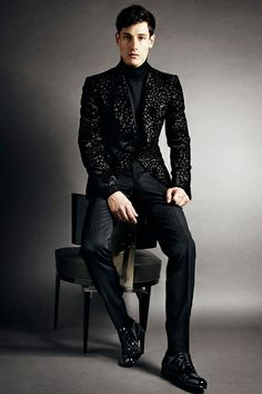 Tom Ford Fall-Winter 2014 Men's Collection