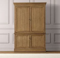 Harper Media Armoire | Media & Wall Systems | Restoration Hardware Baby & Child