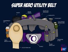 Relay Hero tool belt.