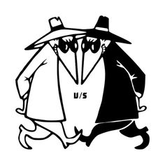 Shop SPY VS SPY spy t-shirts designed by UnknownGaming as well as other spy merchandise at TeePublic. Spy Cartoon, Cute Cartoon, Art Sketches, Art Drawings, Armadura Cosplay, Retro Cartoons, Back Art, Thing 1, Cartoon Styles
